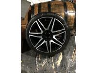 Mercedes spare wheel 18 inch
