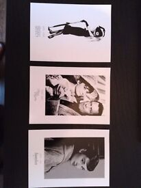 Audrey Hepburn Set of 5 VERY RARE Movie Postcards BRAND NEW