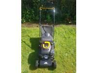 Mccullock 2016 petrol lawn mower (husqvarna)