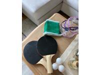 Ping-pong paddles/ bats SET