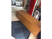 80s style sideboard cabinet- open to any offer £