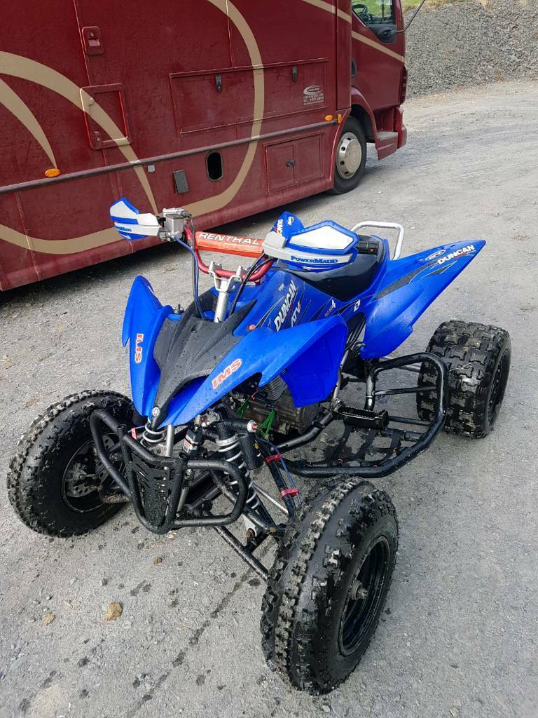 Yamaha raptor 250 race quad in cardigan ceredigion for Yamaha raptor 250 price