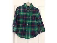 Gorgeous Ralph Lauren shirt Size 2 / 2T