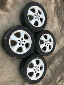 VAUXHALL VECTRA SXI 2002 Alloys Wheels Rims 205/55 R16 205 55 16