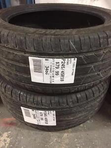 245/45/18 Hifty HF805 *Allseason Tires*