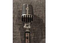 Shure Vintage Mic 55SW Elvis Mic