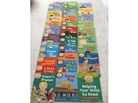 Read with Biff, Chip and Kipper Collection (Level 1-3)