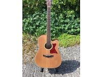 Tanglewood TW 10 electro-acoustic guitar.