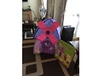 Windmill Play Tent for children age 3+