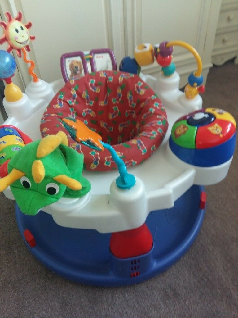 Baby Einstein Graco Activity Centre