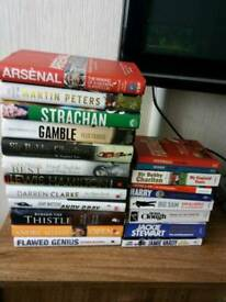 21 footboll books