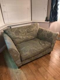 Marks and Spencer 2 Seater Love Chair