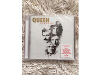 Queen forever cd unopened