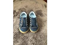 Next Baby walking shoes size 3