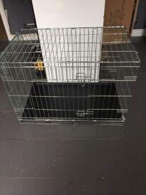 Puppie Crate