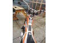 scorpa ty 125f good all round trials and trail bike good yamaha 4st motor