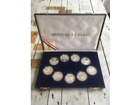Monnaie de Paris Coin Set – Albertville 92 Winter Olympics