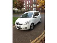 2010 VAUXHALL AGILA 5 DOOR 1.2L PETROL FOR SALE CHEAP TO RUN AND INSURE