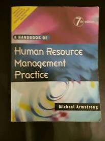 Human resource management practice handbook