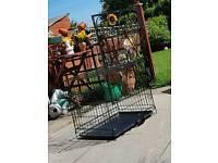 Dog cage medium size