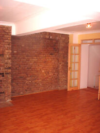 Queens Park NW6 1 bedroom garden/basement flat 60 sq. m. / 650 sq. ft