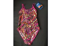 Girls Swimsuit by Zoggs size 30""
