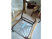 FREE Vintage wooden chair for restoration project