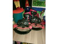 Bouncing shoes