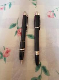 Twist and lid pen