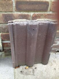 Wanted: 12 x 50 double roman roof tiles