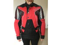 RIOCH Ladies Textile Motorcycle Jacket