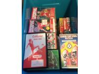 Liverpool VHS video's