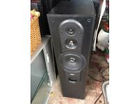 Eltax floor speakers