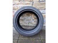 Mitchelin Primacy HP tyre 5mm tread 215/45 R17