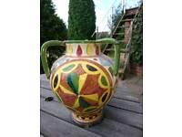 Funky Greek style vase