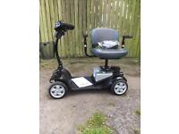 KYMCO MINI LS 3-MONTHS WARRANTY CAR BOOT MOBILITY SCOOTER