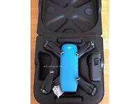 NEW DJI SPARK mini drone 1080p Sky Blue