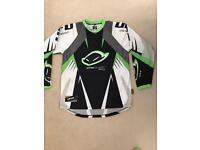 UFO Motocross Jersey. XL. Alien.