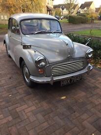 Morris minor 1100