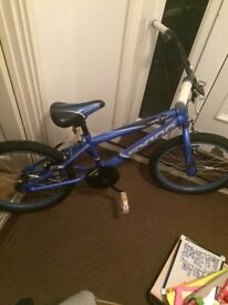 BMX for sale brake needs fixed but In immaculate condition
