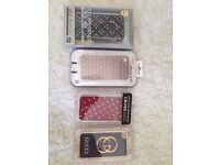 4 brand new high quality iphone 4/4s cases £10 all !!