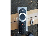 Brand New Genuine Sky Q Touch remotes Version 2.