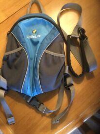 Toddler rucksack