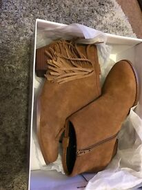 Brand new MISS KG size 4 boots