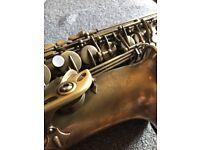Trevor James Custom Signature RAW alto saxophone Mint