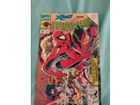 Stan lee signed Spiderman comic