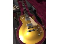 GIBSON 1960 CLASSIC GOLDTOP MADE IN 1996
