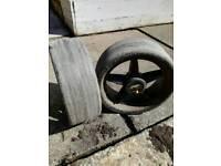 Powakaddy Wheels