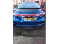 Honda Civic ex i-vtec ishift automatic **low miles**mot dec17