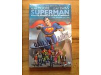 Superman Deluxe Hard back New and Sealed